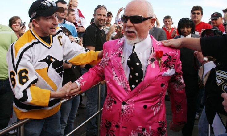 Vancouver Giants go full Don Cherry with promo jerseys = Don Cherry is notorious for his out-of-the-box suits, so the WHL Suits Up with Don Cherry to Promote Organ Donation is as awesome a promotion as the jerseys that will come along with it. The Vancouver Giants gave us.....