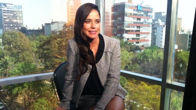 Ana Claudia Talancón habla del futbol en su nueva película 'El sueño de Iván'