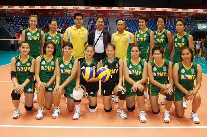 Philippine Women's Volleyball Team
