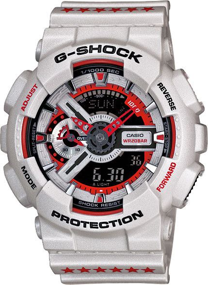 Mens G-Shock x Eric Haze 30th Anniversary Limited Edition