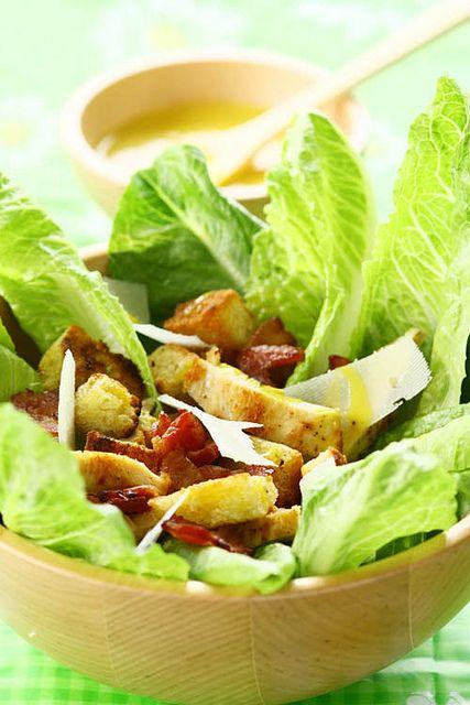 Photo-copy: De salade van nonkel Caesar