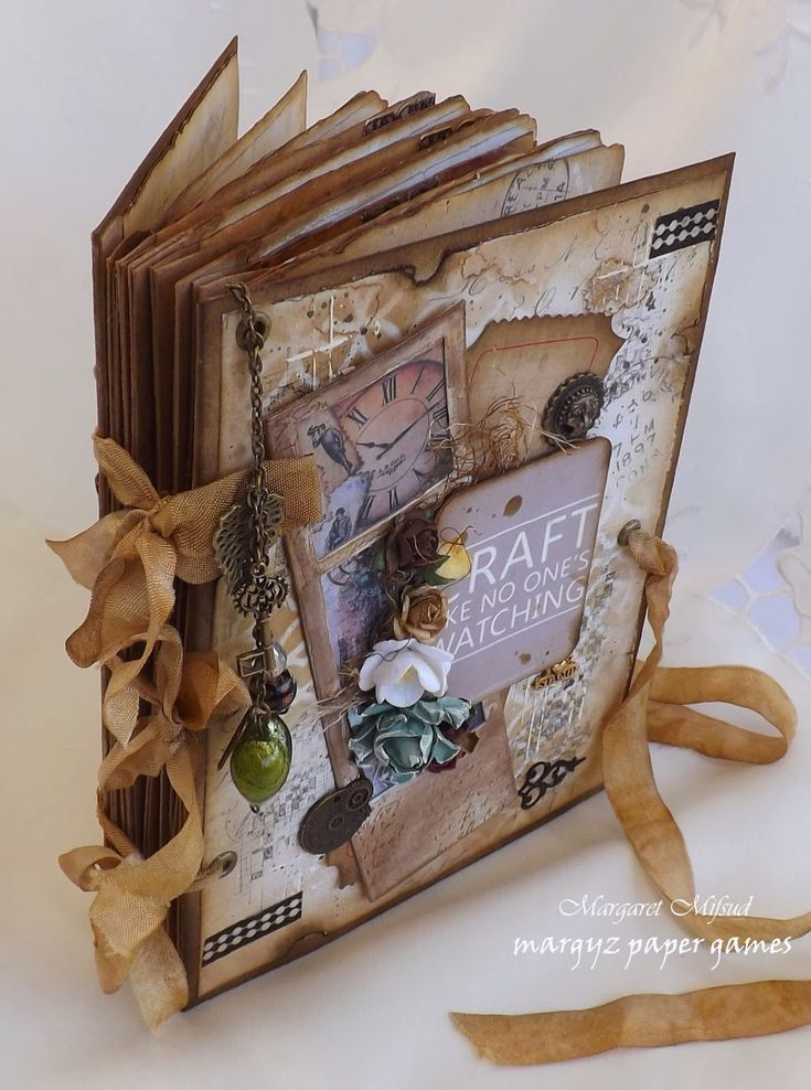 Margyz Paper Games: The Sherlock Book by Watson for Meg's Garden