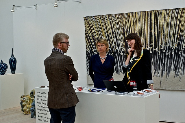 Collect 2011: opening party by Norwegiancrafts, via Flickr