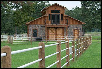 Wraparound pasture