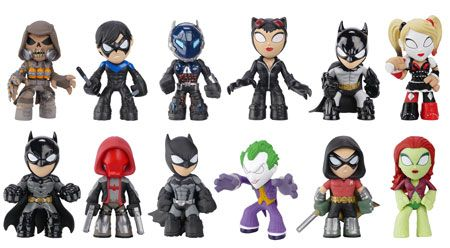 Funko Announces Mystery Mini Batman Arkham Figures