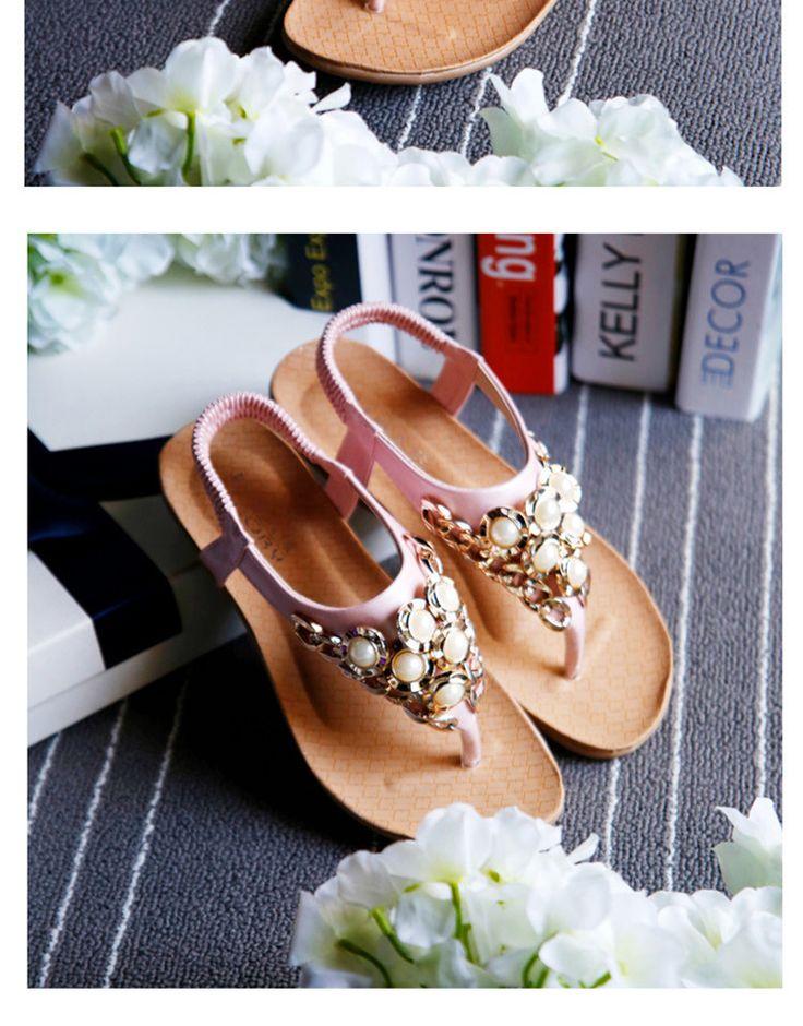 Aakt бренда сандалии женщин 2016 последние мода сандалии женские летние девушка милая свободного покроя вьетнамки пляжные сандалии купить на AliExpress