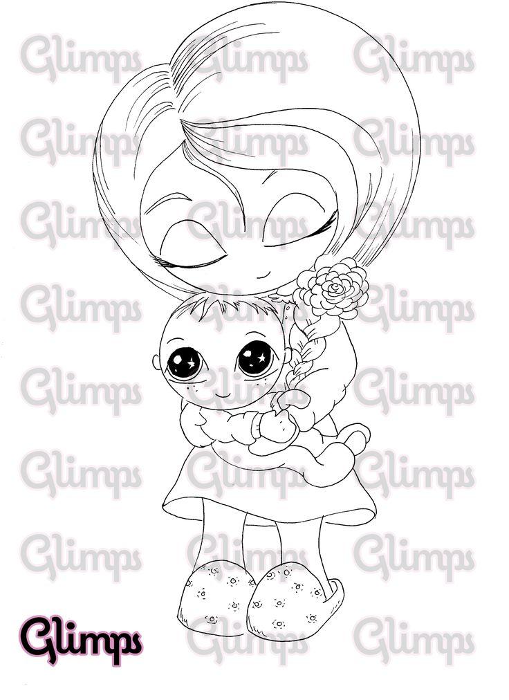 Mummy abbraccio