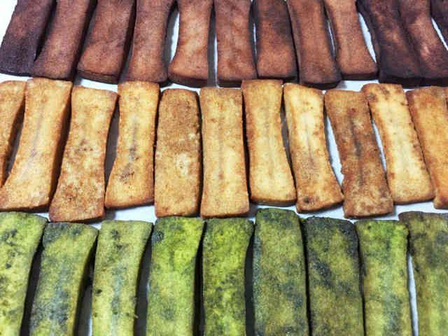 ★糖質制限 高野豆腐ラスク★の画像