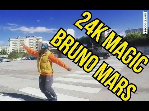 Bruno Mars - 24K Magic Zumba choreography by Kelly Roberts