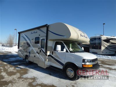 New 2017 Thor Motor Coach Four Winds 24F Motor Home Class C at General RV | Wayland, MI | #148534