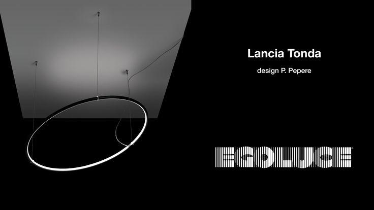 LANCIA TONDA designer: P. Pepere