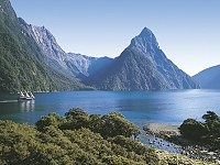 Milford Sound is simply stunning
