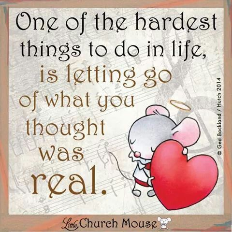 Church mouse quote. ..