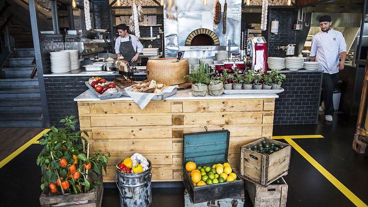 Restaurantanmeldelse av Cargo: Ny trendy bryggekantrestaurant