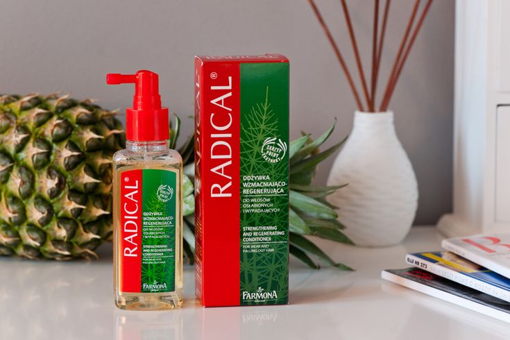 Farmona Radical Odżywka wzmacniająco-regenerująca do włosów osłabionych i wypadających