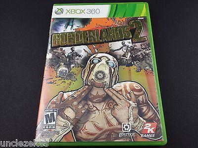 Borderlands 2 Xbox 360 2012