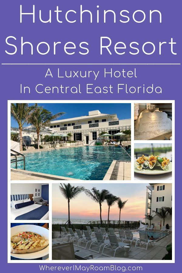 Hutchinson Shores Resort Spa A Florida Hotel Review Wherever I May Roam Travel Blog Florida Hotels Luxury Resort Hotels And Resorts