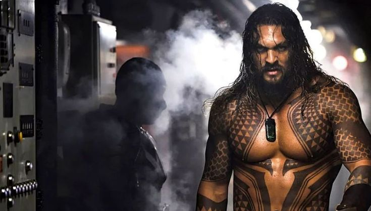 First Official Photo from the #Aquaman Movie Surfaces