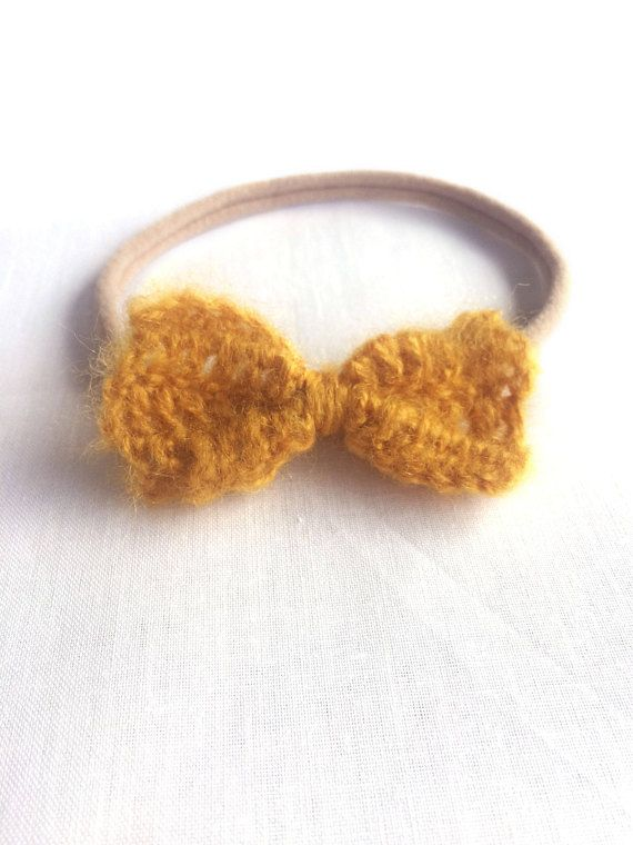 This delicate bow headband is a beautiful accessory for your Aussie boho babes all year round. The delicate pink, mustard and grey bows are the perfect light and floaty accessory to your babys outfit. Paired with the soft and stretchy nylon headband, these bows will not leave marks on delicate baby skin.  These bows are approximately 5cm x 3cm The headband will stretch to fit up to an older child  Product Safety All young children should never be left unattended or left to sleep wearing any…