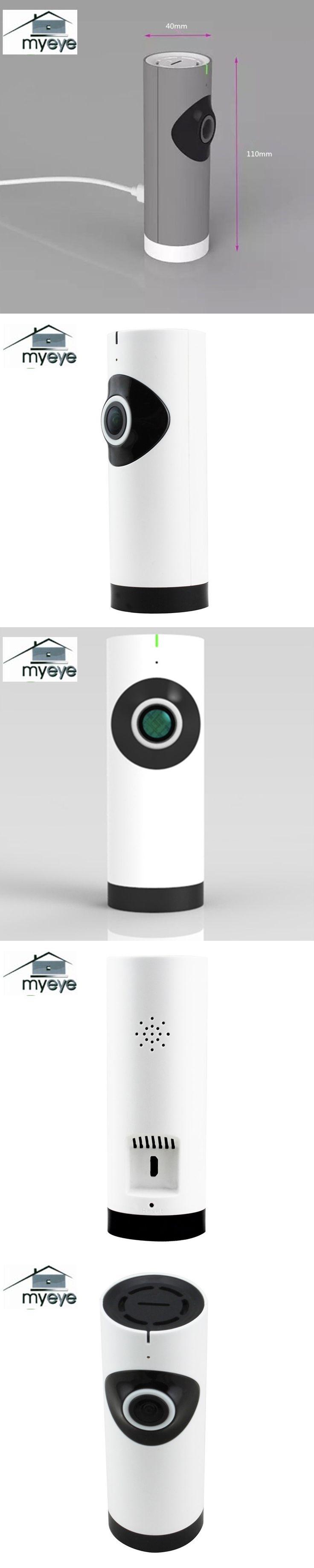 FYF WIFI  IP Camera 720P 1.0MP 180 Degree Fisheye Mini Panoramic IP Camera Home Security Video Surveillance IP Camera