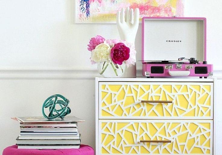 Pretty IKEA Hacks Your Dorm Room Needs