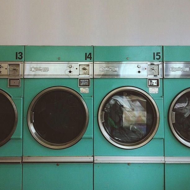 amanda jane jones - laundromat green