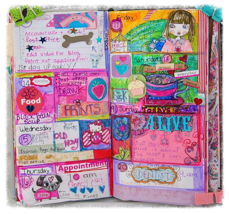 documenting my week in my Midori Traveler's Notebook. Adventure Journaling! (ordinary adventures.)