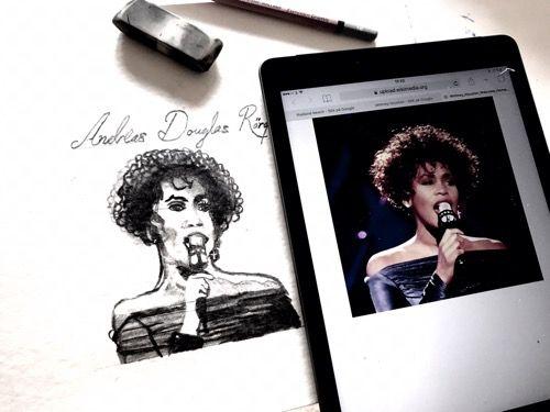 Whitney Houston   Rorqvistplanet