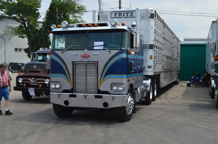 Peterbilt 352 Double Sleeper 110 Inch Bbc Truckin Home
