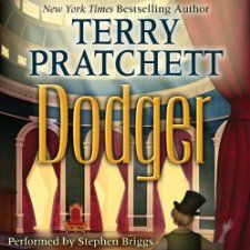 Two Free Audiobooks - Dodger & Great Expectations (Classics, Teen & Young Adult, Fantasy, Historical Fiction, Literary Fiction, Coming of Age, Starred Review)