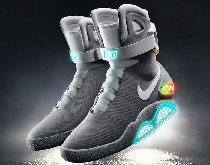 Nike Mag Power Lacing, Back To The Future Boots Launching In 2016