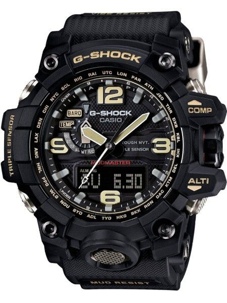 3d1edf10f96 Relógio CASIO G-SHOCK MUDMASTER - GWG-1000-1AER