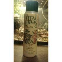 Antigo Shampoo Vital Ervas,anos 70
