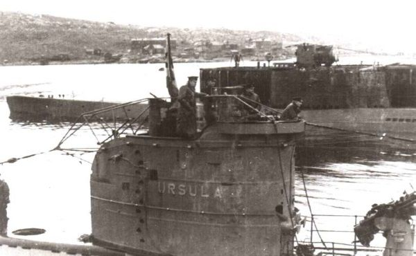 Иностранные подводные лодки в ВМФ СССР переданные по репарациям - Иностранные подводные лодки в составе ВМФ СССР - Владимир Николаевич Бойко - RuTLib.com - Ваша домашняя библиотека