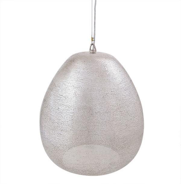 Hanglamp Tahrir Oosters Filisky  Zilver Large Zenza