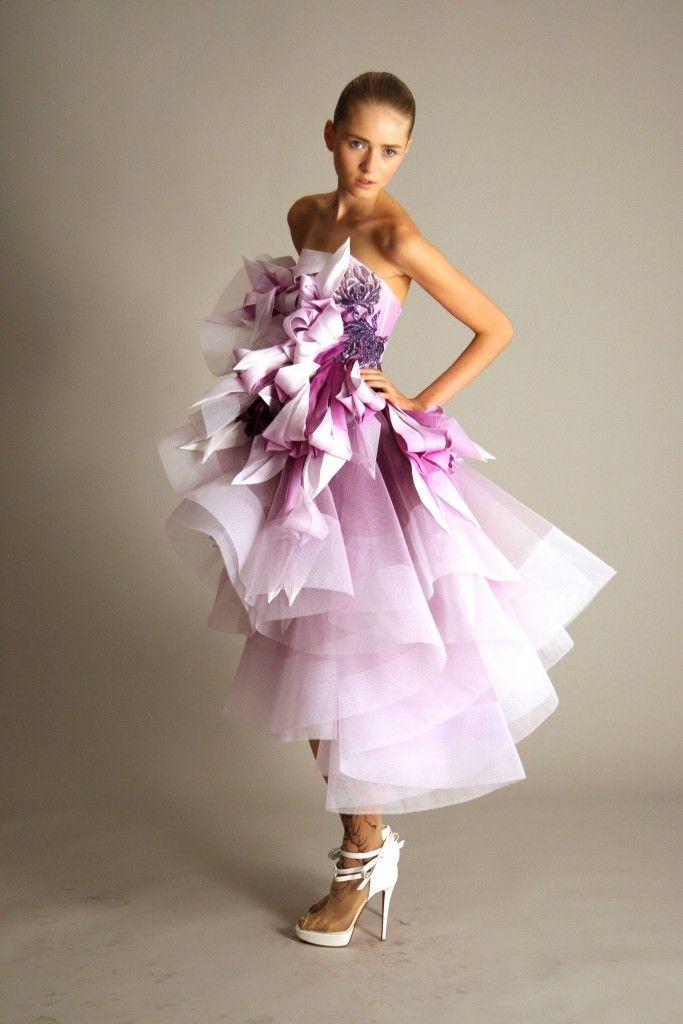 MarchesaMarchesa Spring, Dresses Style, Fashion Dresses, Colors, Crazy Dresses, Bridesmaid, Fashion Photography, Haute Couture, Spring 2010