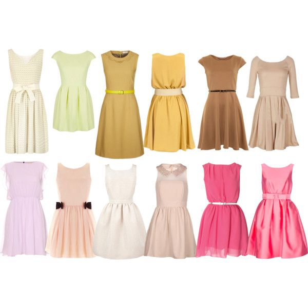 Bridemaids dress ideas