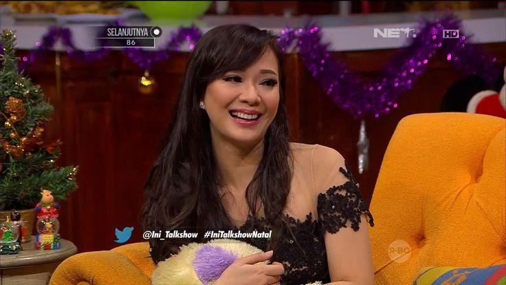 Ini Talk Show Spesial Natal 25 Desember 2015 - Harapan Yuanita dan Boris di Hari Natal