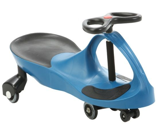 Outdoor Recreational Toys   Blue Wiggle Car Cart