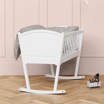 Oliver Furniture Wiege Weiß - Sofort Lieferbar! Wiege