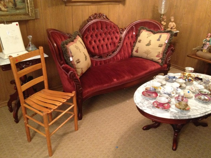 Victorian settee OKC Estate Sale: - 41 Best Antiques I Love!! Images On Pinterest Chairs, Bedrooms
