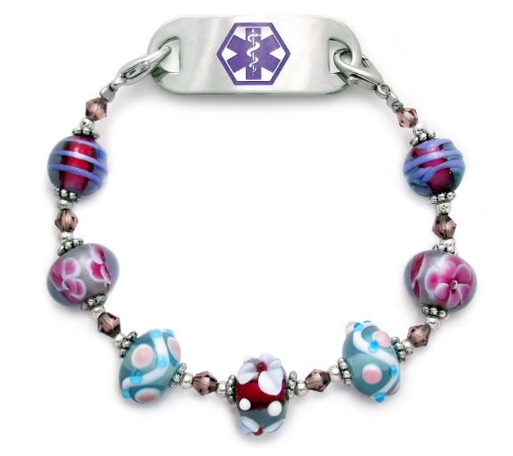 1000 Images About Beautiful Medical Id Bracelets For