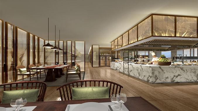 DoubleTree by Hilton Hotel Qingdao-Jimo, CN - OPEN All Day Dining