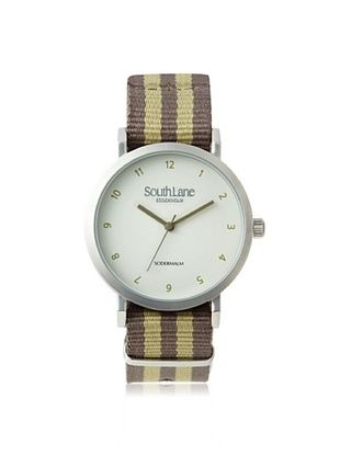 74% OFF South Lane Men's 3 Strap Set Sodermalm Nytorget Watch