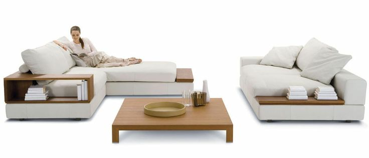 King Furniture - Jasper modular lounge system in leather or fabric