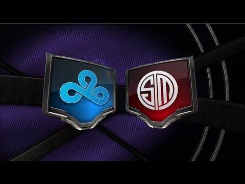 C9 vs TSM Game 1 NA LCS SPRING PLAYOFFS - FINALS 2014 Cloud 9 vs Team So...