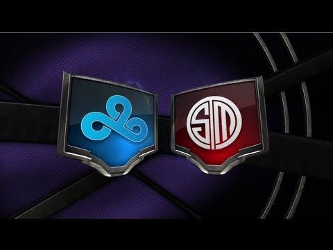 C9 vs TSM Game 2 NA LCS SPRING PLAYOFFS - FINALS 2014 Cloud 9 vs Team So...