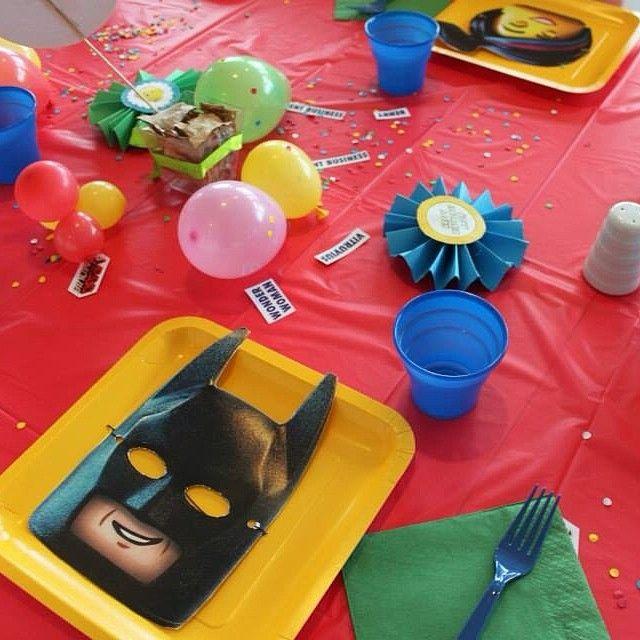 Çocukların Lego Kahraman Maskeleri! Maramire.com