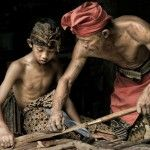 master craftsman bali keris weapon blade of honor