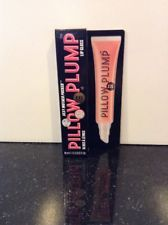 """Soap and Glory Pillow Plump XXL Lip Gloss """"Coy Toy"""" New In Box Now: $8.95."""